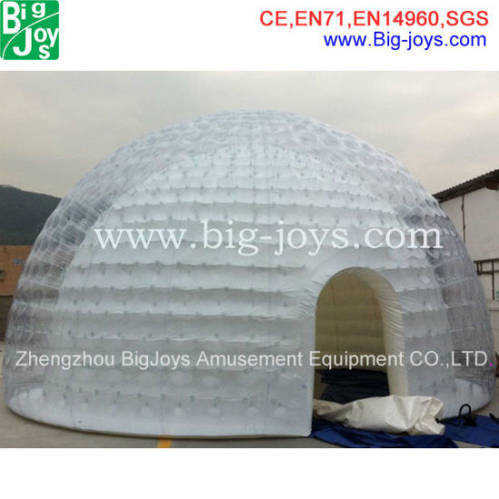 Inflatable Clear Dome Tent Inflatable Globe Tent (BJ-TT30)  sc 1 st  Zhengzhou Bigjoys Amusement Equipment Co. Ltd. & China Inflatable Clear Dome Tent Inflatable Globe Tent (BJ-TT30 ...