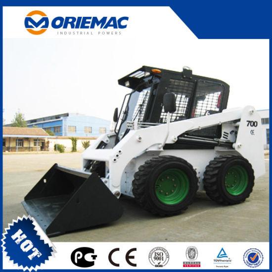 Wecan GM700 700kg Mini Skid Steer Loader