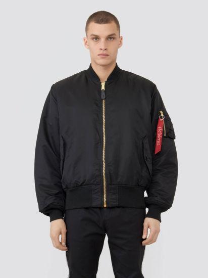 Customize OEM OEM Clothing Factory Customize Winter Windbreaker Wholesale Men Plain Nylon Baseball Style Hip Hop Men Nasa Bomber Jacket Coat Factory
