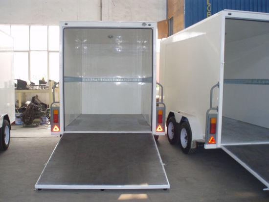Tandem Axle Cargo Trailer (GW-BLV14)