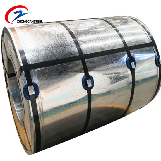 Building Material Galvanized/Galvalume/Prepainted/Cold Rolled/Steel Product /Gi Iron Price/Zinc Coated Galvanized Steel Coil pictures & photos