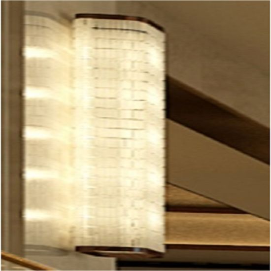 Hot Sale Crystal LED Wall Lamp for Bedroom Decoration with High Quality