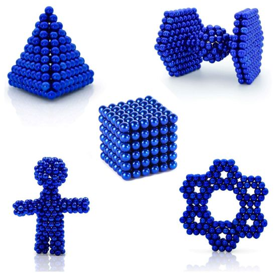5mm Neodymium Puzzle Magnetic Float Ball 216PCS