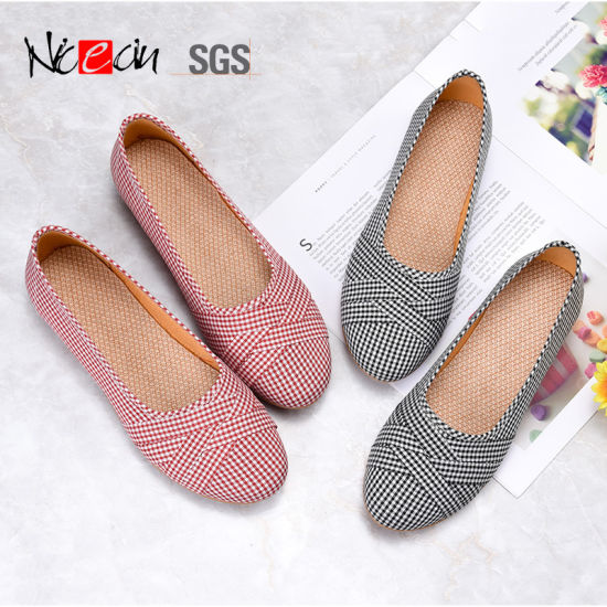 Custom Logo Summer Women Sandals with Cheap Price Casual Shoes