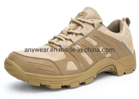 Athletic Footwear Men's Sports Climbing Outdoor Trekking Shoe (31007)