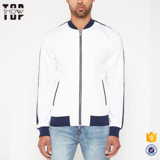 OEM High Quality Slim Fit Custom Logo Tracksuit Men