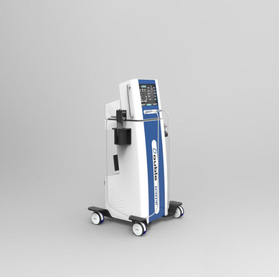 Double Acoustic Shockwave Erectile Dysfunction Pain Relief Device