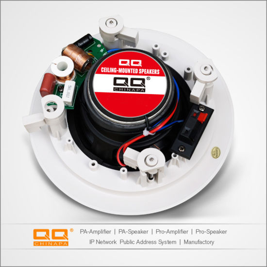 China Ceiling Mounted Speaker For Pa Broadcasting System