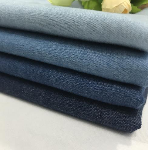 High Quality Denim Fabric 100% Cotton Wholesale