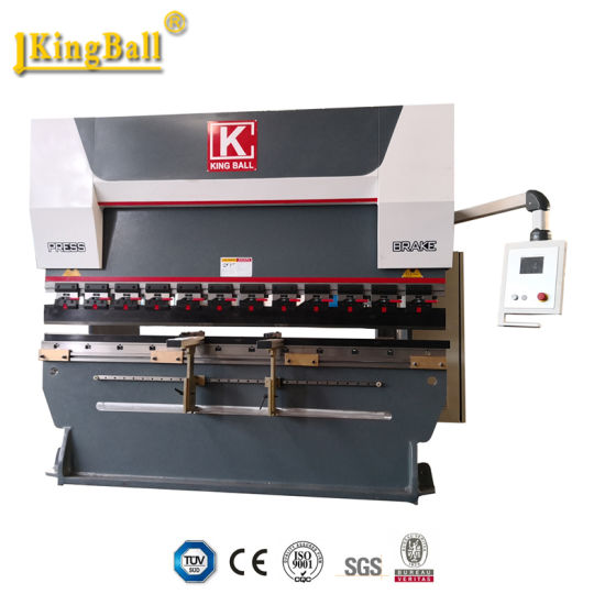 Factory Direct-Sale Manual Plate Bending Machine 300ton/3200mm with Ce, ISO, SGS Certificates