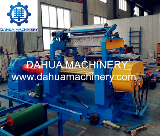 Bearing Type Automatic Two Roll Open Type Rubber Mixing Mill, Rubber Sheet Making Machine