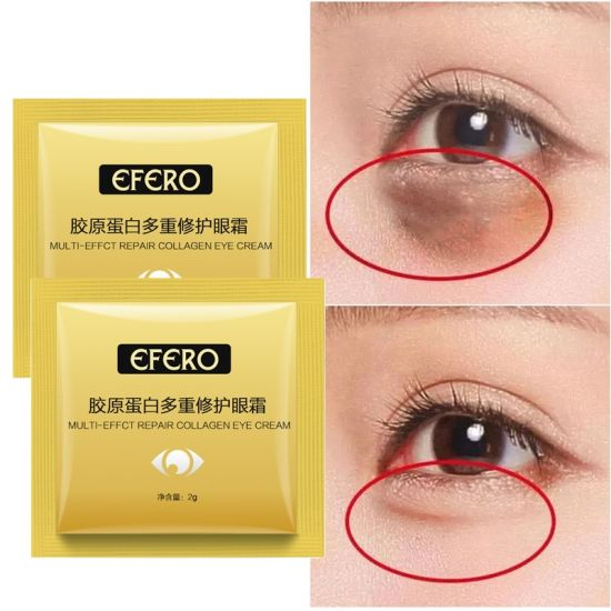 China Eye Cream Anti Wrinkle Remove Dark Circles Eye Bags Repair