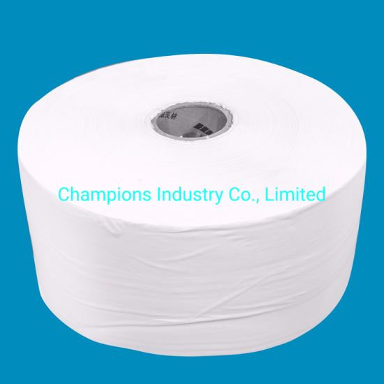 Raw Material Jumbo Tissue Paper for Baby Diaper