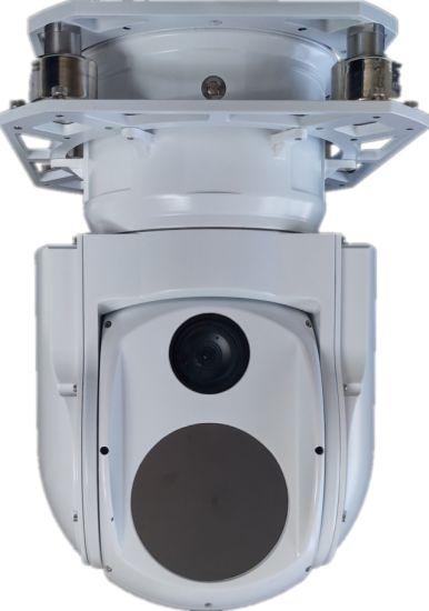Electro Optical Infrared Camera Monitoring System Airborne Dual Sensor