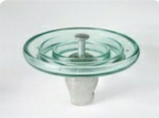 Toughened Suspension Glass Insulator (70KN) of Standard Type