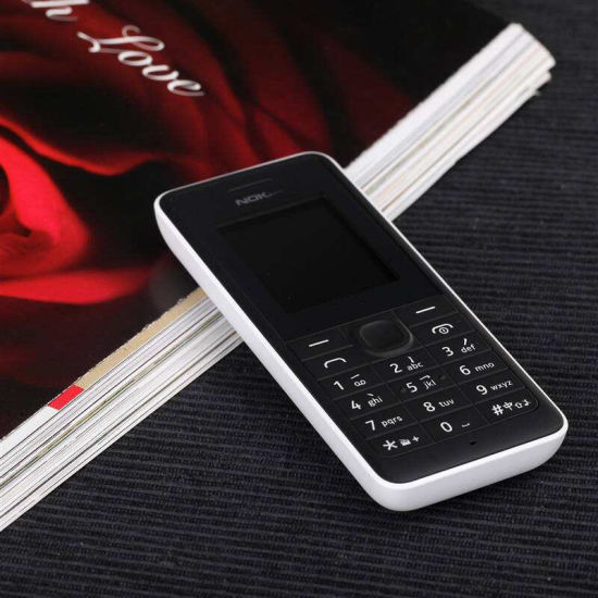 Original Classic 106 for Nokia Bar Phone Refurbished Mobile Phone with Low Price