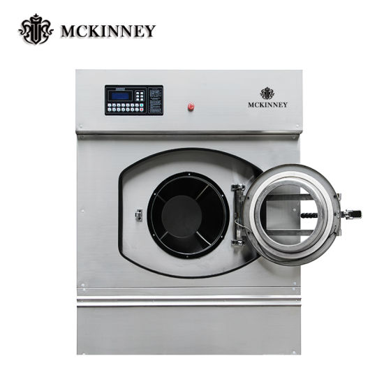 50kg Factory Price Laundry Machine Industrial Washing Machine Automatic Washer Extractor