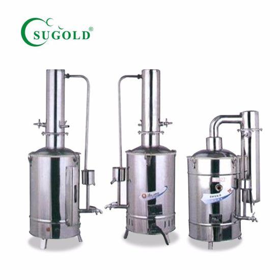 Industrial Pharmaceutical Commercial Water Break Water Distillerd