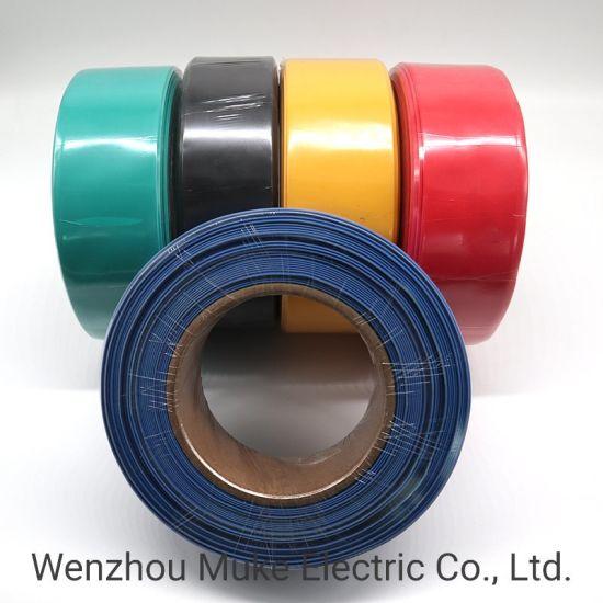 HEAT SHRINK tubing 2:1 rapporto BIANCO 38,1 mm 1 2M per metà