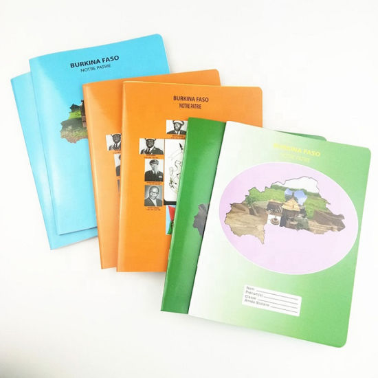 French Line Exercise Book Stationery for School Student