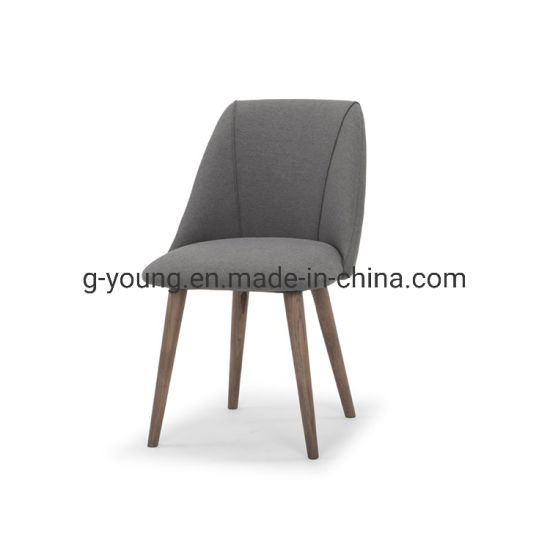 Manufacturer Wholesale Fabric Seat Leisure Dining Chair