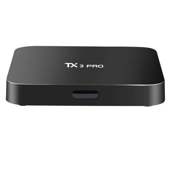 Tx3 PRO Android 6.0 TV Box Amlogic S905X IPTV Box pictures & photos