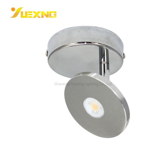 China Direct 5w Ce Emc Gs Round Led Cob