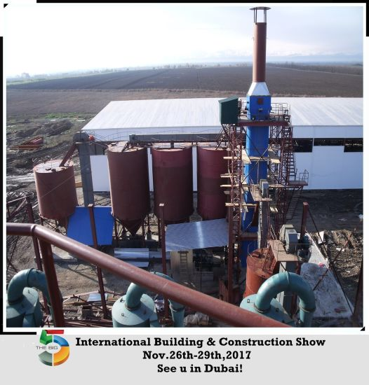 Building Gypsum Powder Making Plant From China