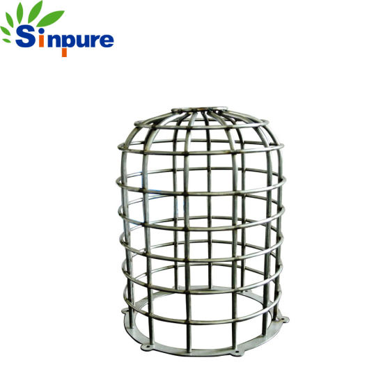 China Custom Various Color Stainless, Wire Mesh Lamp Shade
