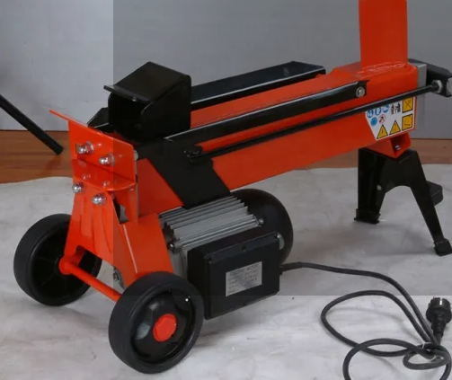 7 Ton Small Hydraulic Wood Log Splitter for Home Use