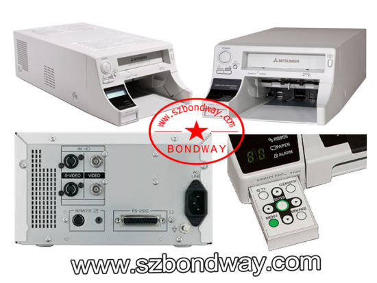 printer cp mitsubishi video