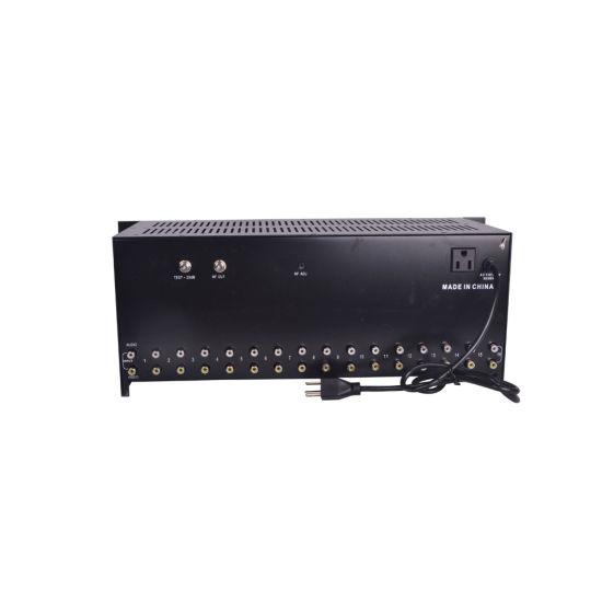 Softel Analog Modulator 48 Channels NTSC PAL B/G