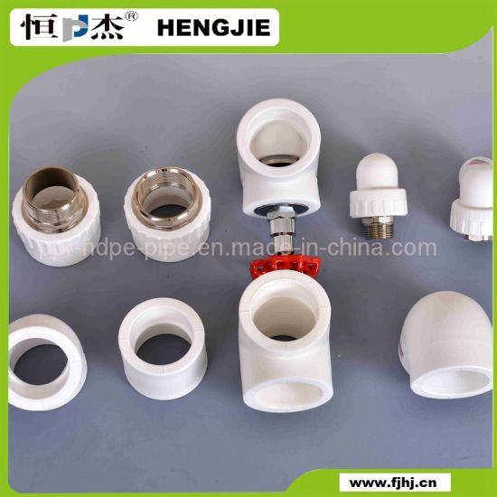 Popular in MID East, Africa PPR Pipe and Fittings