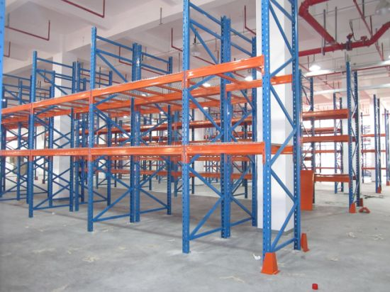 75mm Adjustable Q235B Steel Heavy Duty Warehouse Storage Pallet Rack pictures & photos