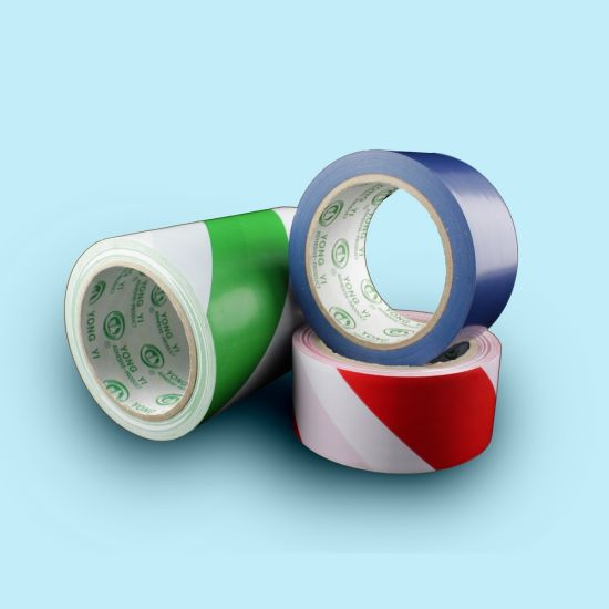 PVC Lane Marking Tapes (150um) for Floor Marking pictures & photos