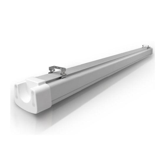 120lm/W 4000K IP66 Tri-Proof LED Light for Parking Lot (Aluminum+PC)