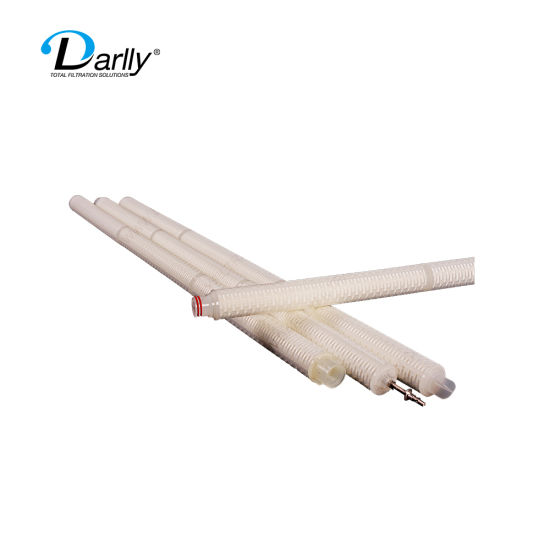 Darlly 70 Inch Backwash PP Pleated Filter Cartridge Electronic Water Filters Power Plant