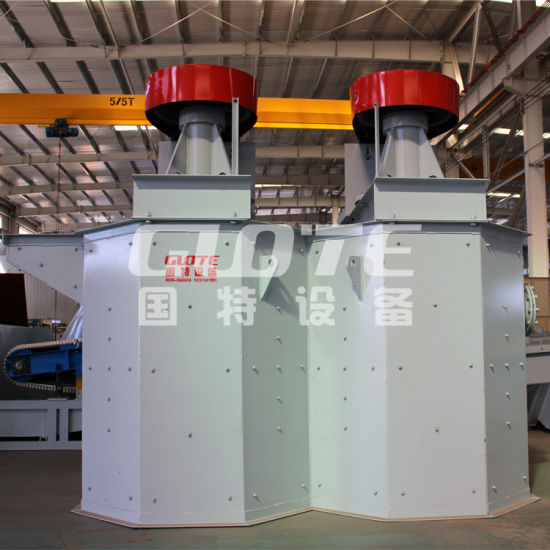 High Efficiency Sand Washing Machine Attrition Scrubber