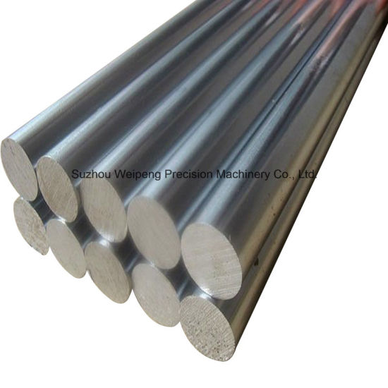 Chrome Plated Hydraulic Piston Rod for Hydraulic Cylinder pictures & photos