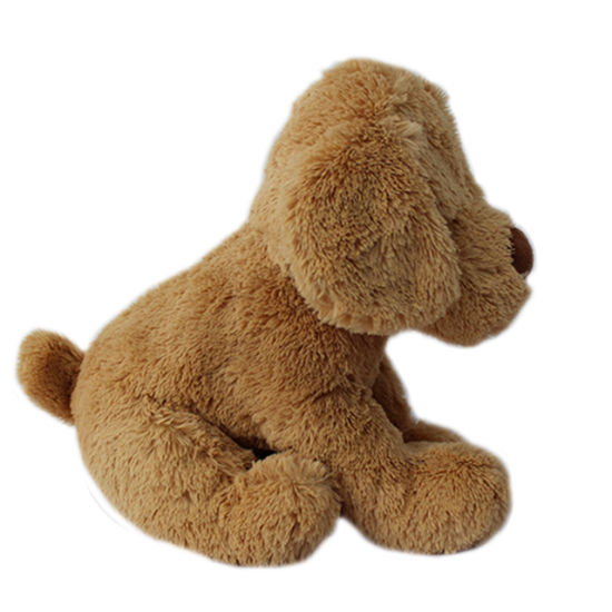 Hotsale Cute Plush Stuffed Toy Sitting Dog for Promotion pictures & photos