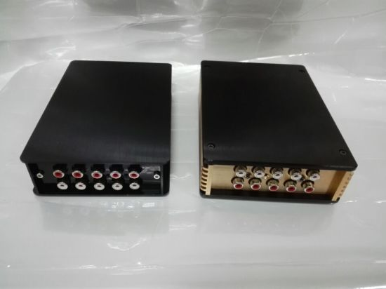 DSP High Power Car Amplifier pictures & photos