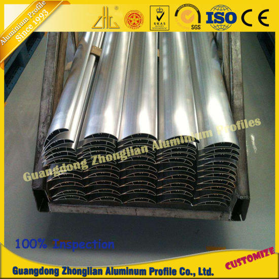 High Speed Rail Profiles Aluminum Extrusion for Train Making pictures & photos