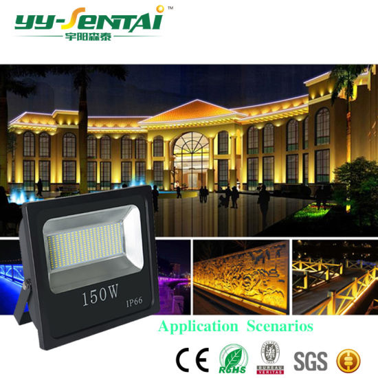 150W IP65 Outdoor Waterproof LED Floodlight pictures & photos