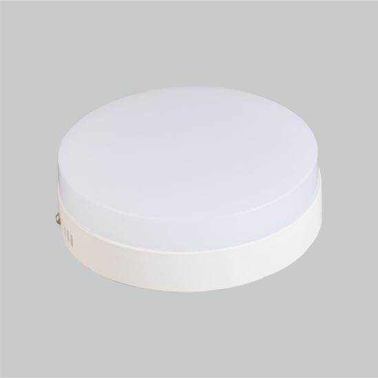 LED Panel Light Hot Sale Round Outside 6W 12W 18W 24W 36W Ceiling Lamp Manufacturer Price Factory Panel Light