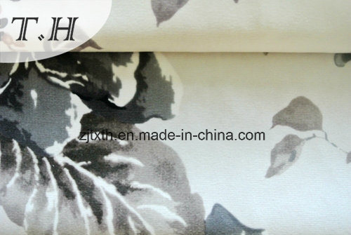 Traditional Flower Printed Pattern Bonded with Tc for Home Textile pictures & photos