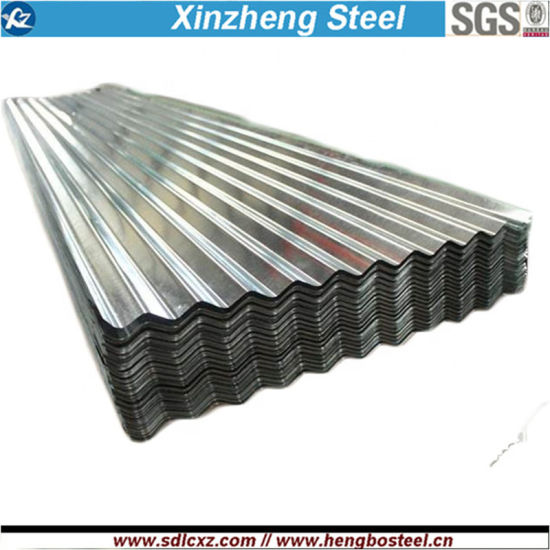 Factory Price Corrugated Steel Roofing Sheet