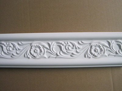 Polyurethane Carving Cornice Mouldings/ PU Cornice for Home & Interior Decoration