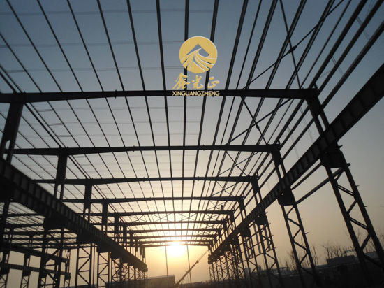 Best Design Low Cost and Fast Installe /Prefabricated Warehouse Workshop pictures & photos