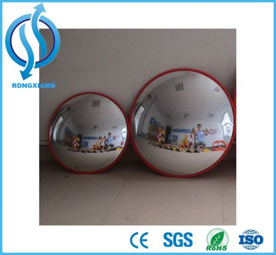 Driveway Outdoor And Indoor Acrylic Convex Mirrors Safety Pictures Photos