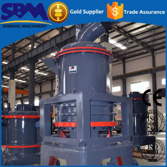 Sbm China Super Micro Mill / Ultrafine Grinding Mill - China